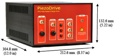 PiezoDrive Charge Amplifier Series PDQ